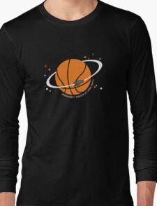 Planet Sport Basketball Long Sleeve T-Shirt