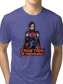 SheVibe Presents Tristan Taormino  Tri-blend T-Shirt