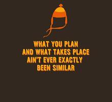 Jayne Hat Shirt - What You Plan T-Shirt