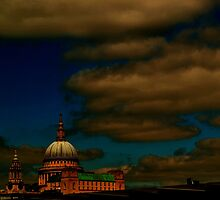 St Pauls Cathedral by subeer