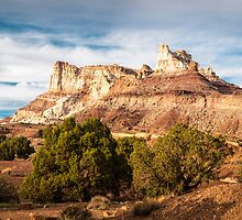 Temple Mountain by R. Mike Jacobson