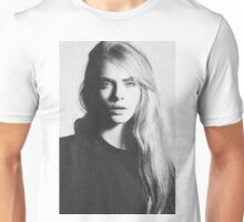 cara black and white Unisex T-Shirt
