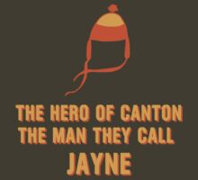 Jayne Hat Shirt - The Man They Call Jayne by jelitan