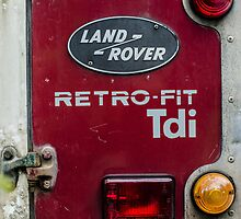 Retro-Fit Land Rover by Leo Paredes