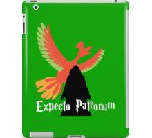 Silente Expecto Patronum iPad Case/Skin