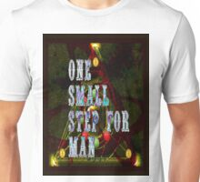 one small step for man Unisex T-Shirt