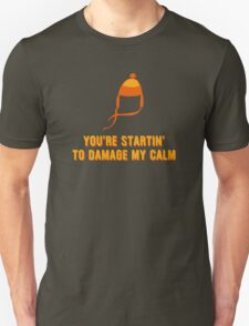 Jayne Hat Shirt - Damage My Calm T-Shirt