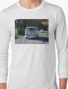 Split Screen Camper Van Long Sleeve T-Shirt