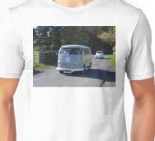Split Screen Camper Van Unisex T-Shirt