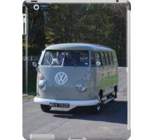 Split Screen Camper Van iPad Case/Skin