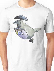 Totoro-Watercolor Unisex T-Shirt
