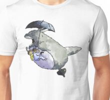 Totoro-Watercolor Unisex T-Shirt