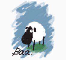Sheep go Baa by bluemagic