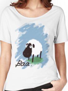 Sheep go Baa Women's Relaxed Fit T-Shirt