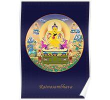Ratnasambhava Buddha Poster