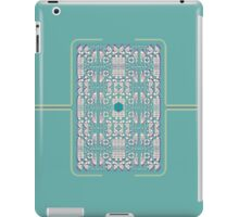 Geoform_Green[iPad] iPad Case/Skin