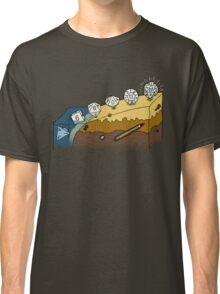 The Evolution of Dice Classic T-Shirt
