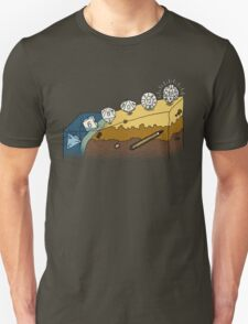 The Evolution of Dice T-Shirt