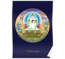 Vairocana Buddha Poster