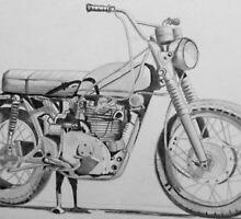 Motorbike by jansimpressions