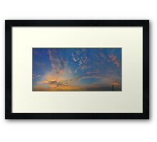 ©HCS Here Comes Sunrise Framed Print