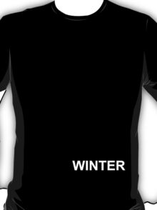 The Last of Us- WINTER T-Shirt