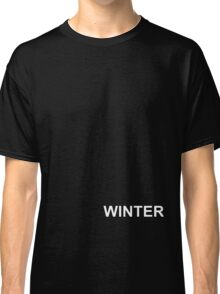 The Last of Us- WINTER Classic T-Shirt