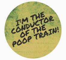 Poop Train by VoxelFlux