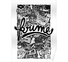 Krime Lifestyle  Poster