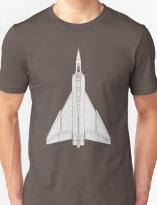 Avro CF-105 Arrow T-Shirt