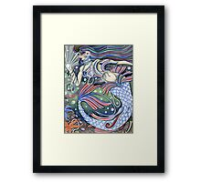 Sea Guardian  Framed Print