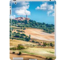 Autumn In Pienza iPad Case/Skin
