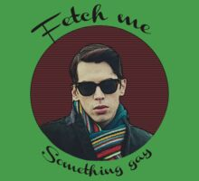 """Fetch me something gay"" Felix Dawkins from Orphan black by saraquinlovesme"