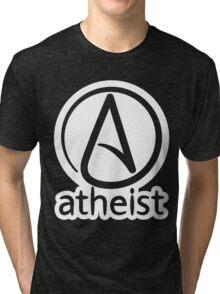 Atheist Tri-blend T-Shirt