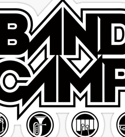 Band Camp Sticker