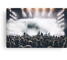 The National - Print Canvas Print