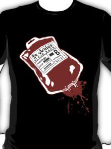 Dr. Acula's Blood Bank T-Shirt