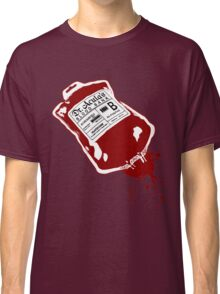 Dr. Acula's Blood Bank Classic T-Shirt
