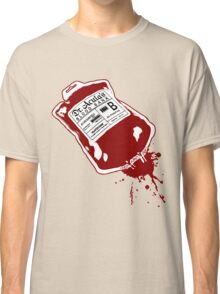 Dr. Acula's Blood Bank Classic T-Shirt
