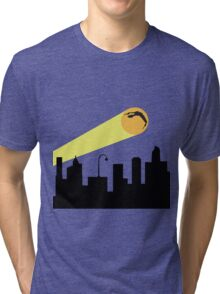 Bat Signal: BoP Tri-blend T-Shirt