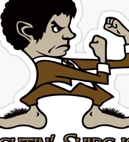 Fighting Shire-ish Sticker