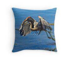 ATTACHED Throw Pillow