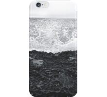 Waves in California  iPhone Case/Skin