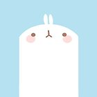 Molang Bunny by Drasmatic