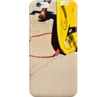 Surf & Sand iPhone Case/Skin