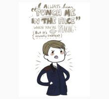John Watson Quote by ScissorCrazy