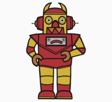 Iron-Bot by rickrayrogers