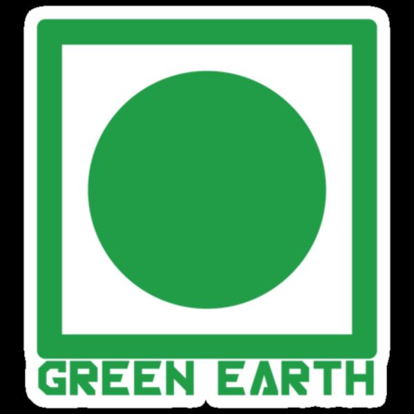 Green Earth by benenor90