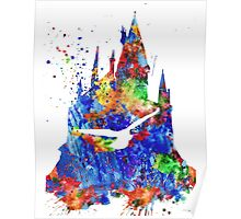 Harry Potter Hogwarts Castle Poster