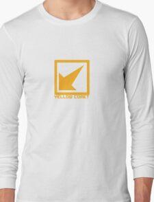 Yellow Comet Long Sleeve T-Shirt